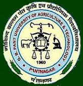 G. B. Pant University of Agriculture and Technology Recruitment 2017 - Apply For 02 Jr Research Fellow Posts